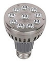 PAR20 8Watt Warm White LED Lamp
