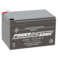 12 Volt 10.0AH SLA Battery