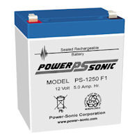 12 Volt 4.0AH SLA Battery