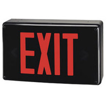 Wet Location Exit Sign