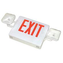 Combo LED Exit Emergency Light