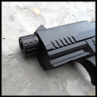 """P22 Walther Thread Adapter & Protector 1/2""""- 28 C"""