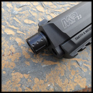 """Smith & Wesson 22 Thread Adapter & Protector 1/2""""- 28 C"""