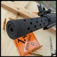 Flat Face Barrel Shroud S&W AR 15 / 22