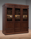 Bacio Divino 460 with Window - Dark Stain