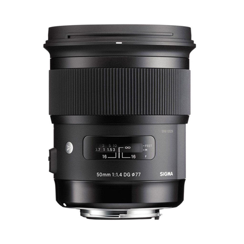 Sigma ART 50mm f/1.4 DG HSM - Save $70.00