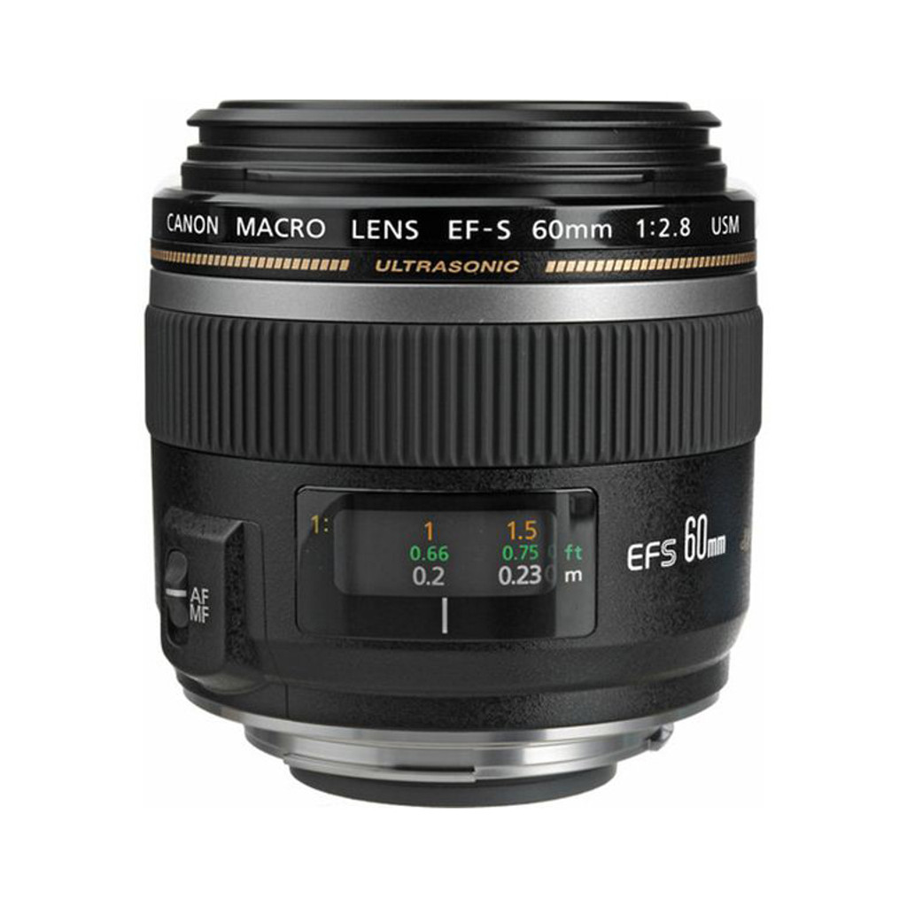 Canon EF-S 60mm f/2.8 Macro USM - Save $190