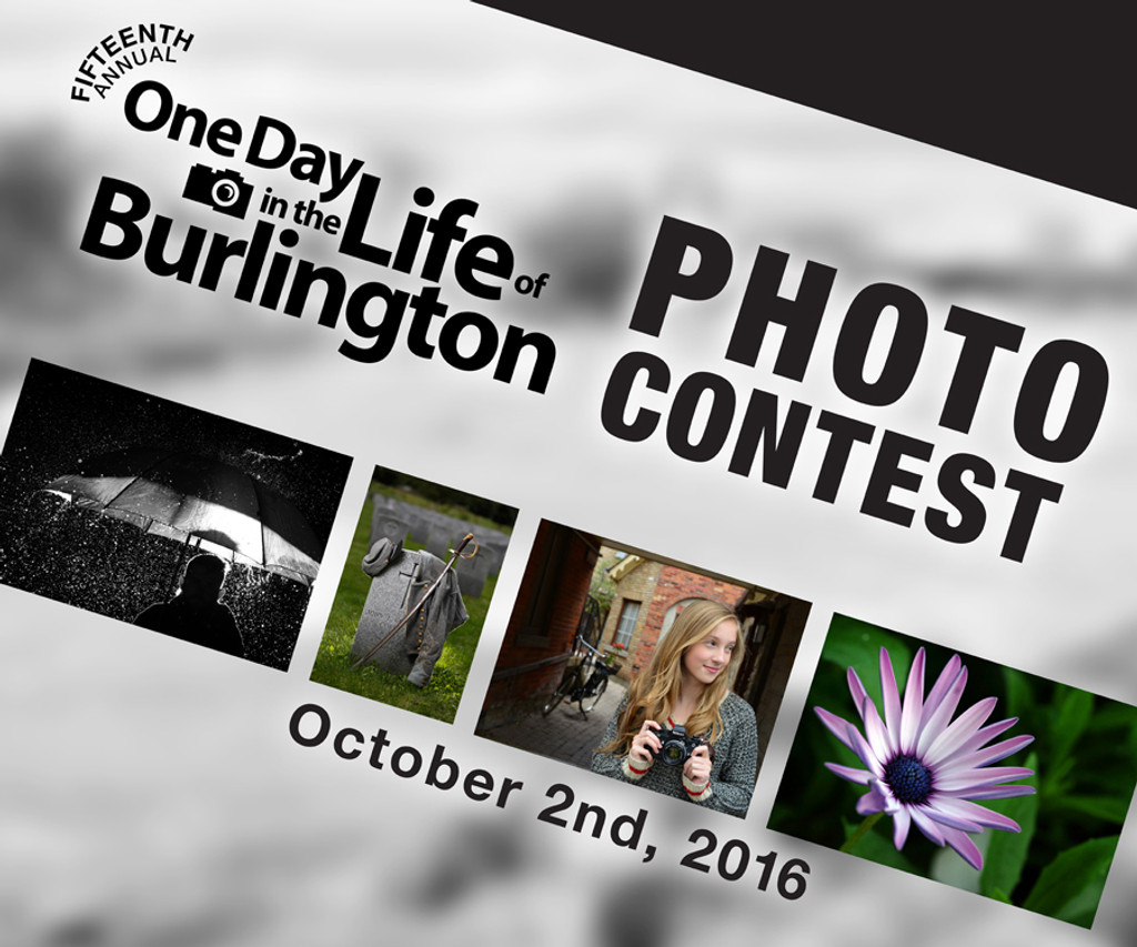 One Day in the Life of Burlington 2016 Contest Winners