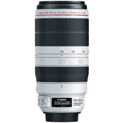 Canon EF 100-400mm IS II f/4.5-5.6 L Series