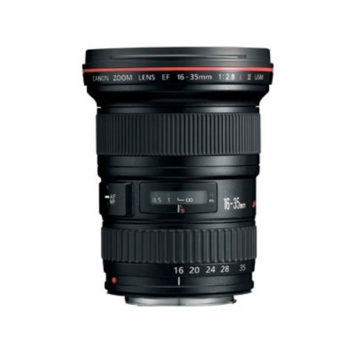 Canon EF 16-35mm f/2.8 L Series