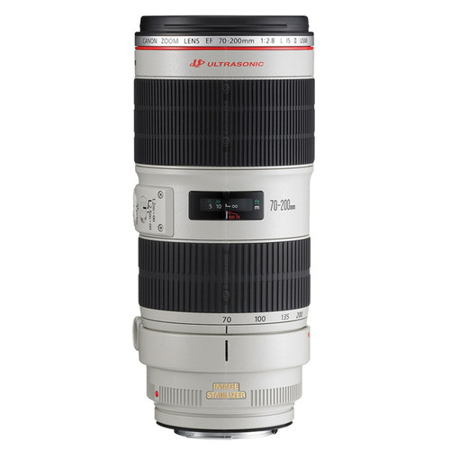 Canon EF 70-200mm f/4 IS USM L Series