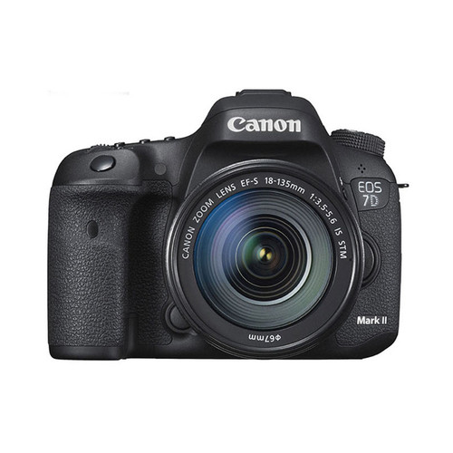 EOS 7D MK II w/18-135 IS STM - Save $450