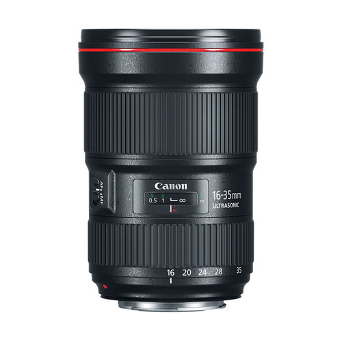 Canon EF 16-35mm f/4 II USM L Series