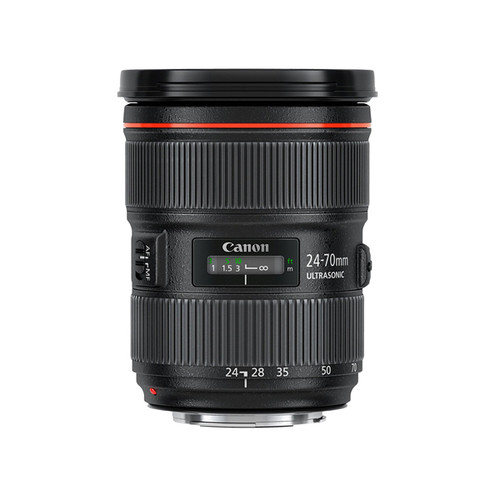 Canon EF 24-70mm f/2.8 II L Series