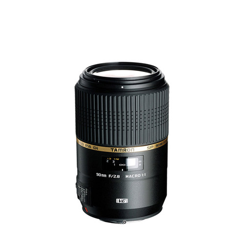 Tamron SP 90mm f/2.8 1:1 Di VC USD R2 Macro