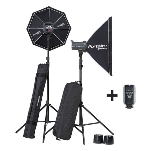 Portable Studio Lighting