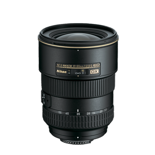 AF-S DX Nikkor 17-55mm f/2.8G IF-ED