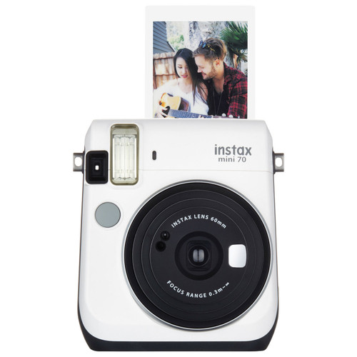Fuji Instax Mini 70 - White