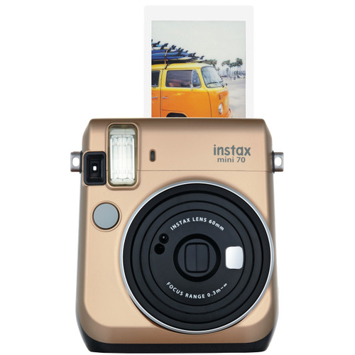 Fuji Instax Mini 70 - Gold