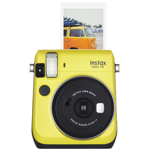 Fuji Instax Mini 70 - Canary