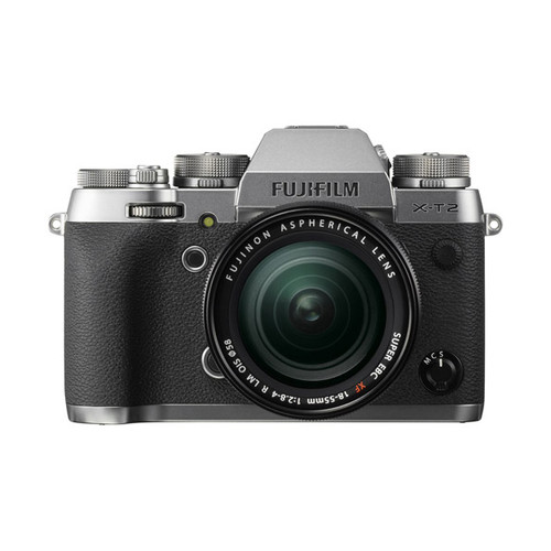 Fujifilm X-T2 Graphite Silver Body - Save $100