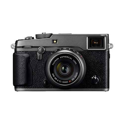 Fujifilm X-Pro2 Graphite Edition w/XF 23mm f/2.0