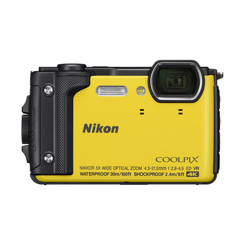NEW - CoolPix W300 Yellow