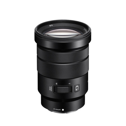 Sony E 18-105mm f/4.0 G OSS Power Zoom Lens
