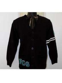 FCS Cardigan Sweater