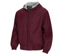 FOA Hooded Nylon Jacket