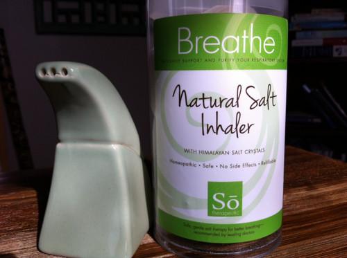 Natural Salt Inhaler