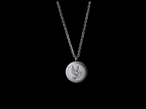 Diffusing Necklace - Dove