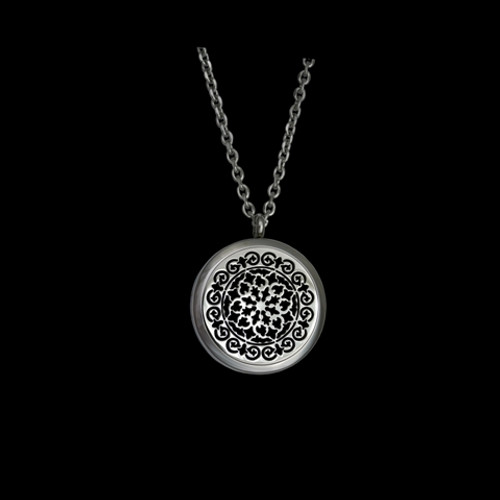 Diffusing Necklace - Moroccan