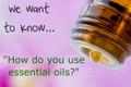 Aromatherapy Basics and Hot Topics!  Oct 17th & 24th
