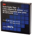 "MMM 8476 Seam Sealer Tape, 7/8"" x 30'"