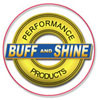 "BFS-7503GY 7.5"" dia. X 1.5"" 50% Wool / 50% Acrylic blend 4 ply twisted yarn grip pad ""Polishing pad"""