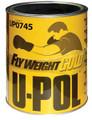 UPL-UP0745 FLYWEIGHT GOLD PREMIUM GRADE LIGHTWEIGHT BODY FILLER, 3 LITER