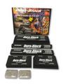 Kit Includes: • 1 AF4400 Standard Block • 1 AF4401 1/3 Block • 1 AF4402 2/3 Block • 1 AF4403 Full Size Block • 1 AF4404 Round Block • 1 AF4405 Scruff Block • 1 AF4408-S Dura-Scrub® Soap Bar