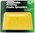DYN 358 DYNATRON® YELLOW SPREADERS - 3 PACK ASSORTED
