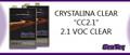 Crystalina 2.1 Clear. But it at bdautopaint.com