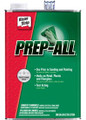 Prep-All® is fast-acting, effective on metal, plastic, and fiberglass, and can be used prior to sanding and painting