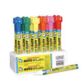 Auto Writer™ Pens.  Safely write on a variety of surfaces with our easy to use, fast drying, vibrant Auto Writer™ Pens.  Available in five colors (or assorted) Writes on virtually any surface Removes easily