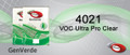 The 4021 VOC Ultra Pro Clear is a top of the line high solid, high build clearcoat with excellent vertical stability and distinctness image. It is characterized by its flexibility in application whereby one full coat is enough to achieve a perfect finish and increase bodyshop throughput.