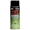 XXX Waterborne Gun Cleaner easily removes wet waterborne coatings from spray equipment.