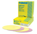 "6"" Eagle Super-Tack Yellow-Film Discs Long lasting high performance Yellow-Film discs cut extremely fast and uniform. Designed for use in topcoat sanding to remove excess orange peel, over-runs, and dust nibs. Can also be used for light scuff sanding before painting. Super-Tack system provides cooler sanding and the convenience of easy on and off from disc pad. Using Cushion Pad (part no. 971-7052 or 971-7051) recommended."
