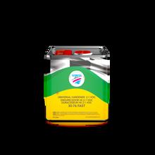 AART 30-86-0.5L HARDERNER LV FAST 0.5LITER Universal Hardener 2.1 VOC 30-66/76/86 This hardener is used with HS Clear Coat 2.1 VOC 82-61, 82-41, HS DTM Primer-Sealer 45-76/77/78 & Motocryl LV. Available in three (3) speeds:  Slow (30-66) Normal (30-76) Fast (30-86)