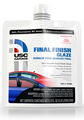 USC® GarageTM Final Finish Glaze has an ultra-smooth finish, holds up to 47% better on aluminum and steel than the leading competitors, and is very easy to sand. The perfect final-step solution for any project.