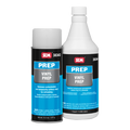 Vinyl Prep is a strong solvent blend critical to refinishing vinyl.