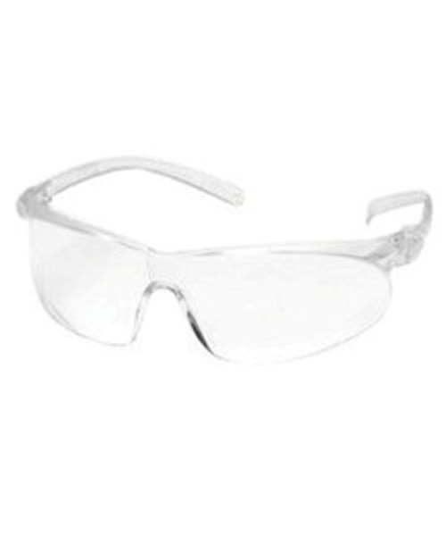 3M Virtua Safety Glasses with clear poly carbonate lenses - 1 pair