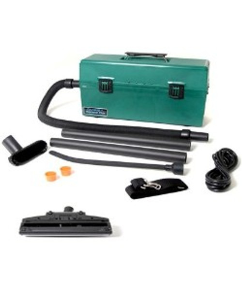 VACGRNS Atrix Lead Dust Vacuum Is The Most Convenient HEPA Vac On The Market. Includes All Accessories Shown Including A 10 Inch Air Driven Power Head